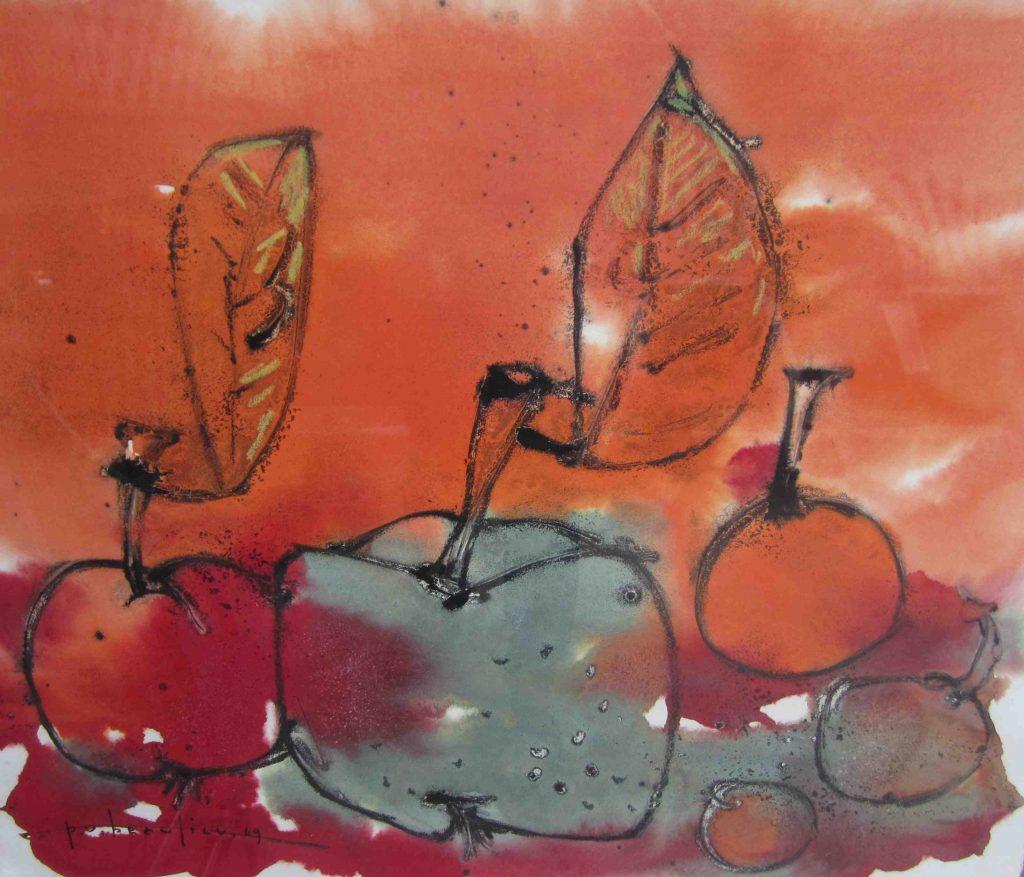 pv _beaulieu 19X21 les pommes 1969
